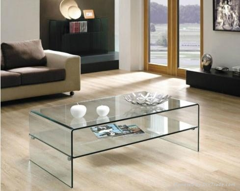 Tempered Glass Coffee Table China Manufacturer Living