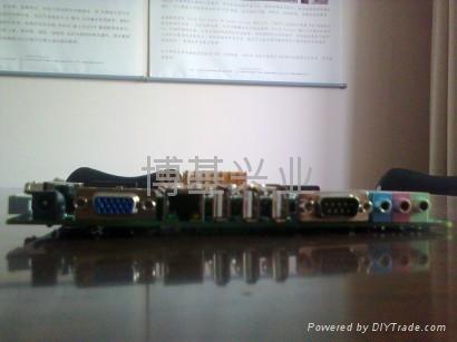 BK-X86智能查詢機工業主板  2