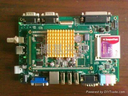 BK-X86智能查詢機工業主板  5
