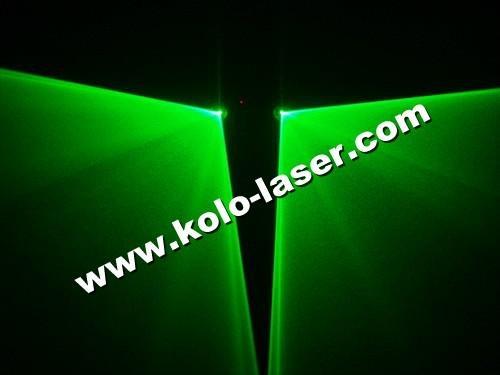 100mW Dual Green Laser For DJ Light KL D250 KOLO China Manufacturer P