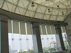 供应上海电动卷帘窗