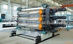 PE塑料板材生产线