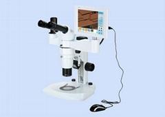 體視視頻顯微鏡LCD-80101