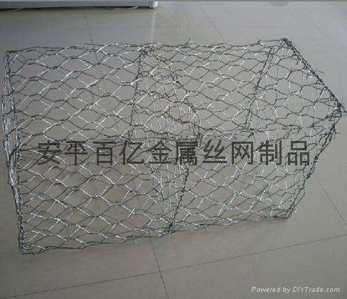 镀锌石笼网 1
