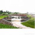 河流用石笼网