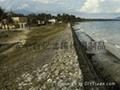 海岸防御用石笼网