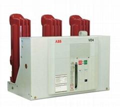 ABB固定式VD4真空断路器