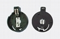 CR2032锂锰钮扣电池座-DIP 1