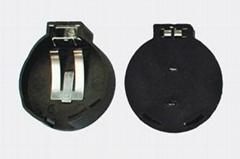 CR2450鋰錳鈕扣電池座-DIP