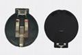 CR2450锂锰钮扣电池座-DIP 1