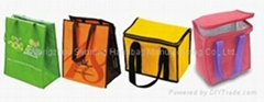 promotional new non-woven eco cooler bag ice bag