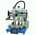 Mini Flat Screen Printing Machine with