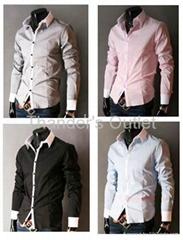 Men´s Casual Stylish Fashion slim fit shirt