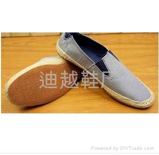 厂家直销toms草编帆布鞋环保鞋休闲鞋