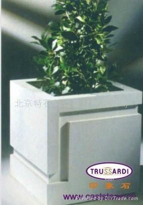 人造石植物盘 3