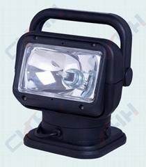 YT5180智能遥控车载探照灯(YT5180氙气车载探照灯)