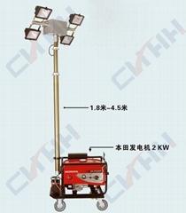 SFW6110B全方位自动升降泛光工作灯