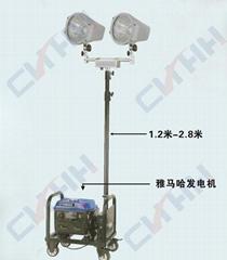 SFW6120型便携式升降工作灯