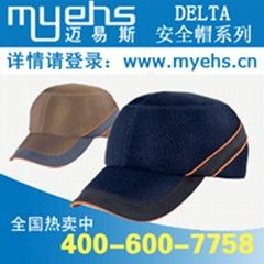 代爾塔102110-BL抗衝擊輕型代爾塔安全帽