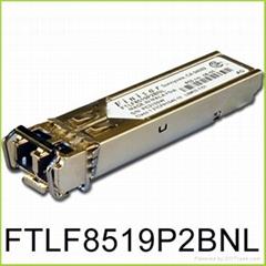 FTLF8519P2BNL SFP Transceiver  2.125 Gb