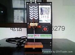 锂电池双踏板点焊机