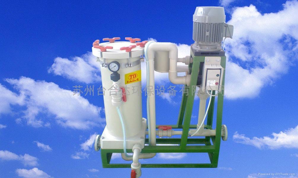 MS-206 化學鎳型藥液過濾機 1