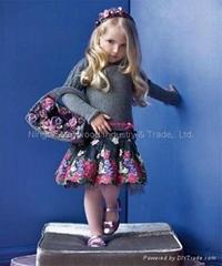 Kids Designer Clothing,fashion baby girl dress