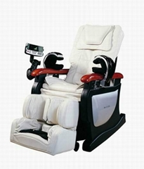 Music Massage Chair with Airbags for armrest (DLK-H008A)