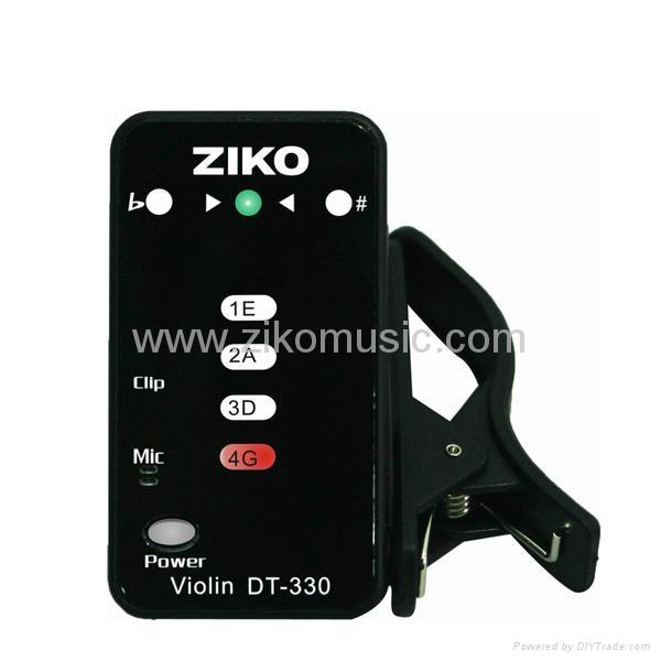 clip-on violin tuner 2