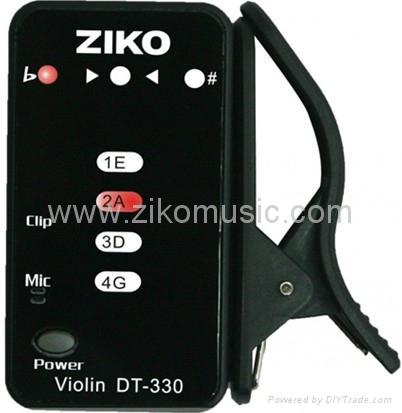 clip-on violin tuner 3