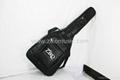 high-end leatheroid guitar bag