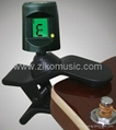rotary electric guitar tuner