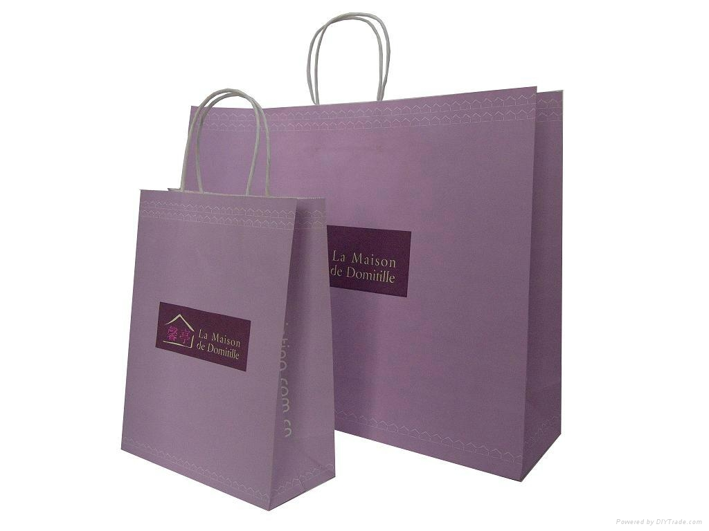 Strong Shopping Bags Strong Shopping Paper Bag 1