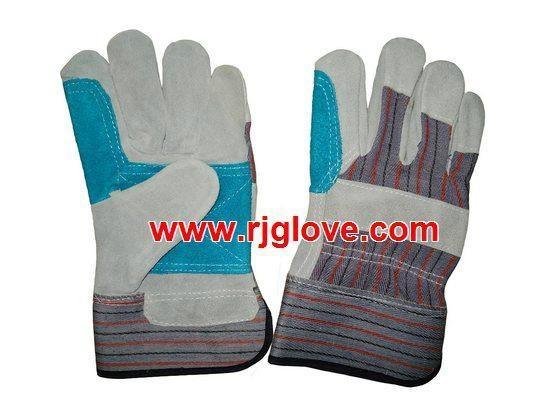 Double palm glove 1