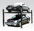 簡易昇降類四柱停車設備
