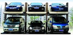 簡易昇降類兩柱立體停車設備