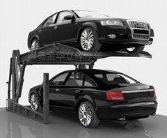 傾斜式液壓立體停車設備