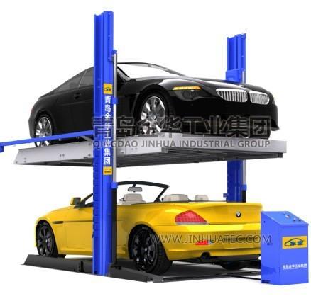 立體停車設備  1