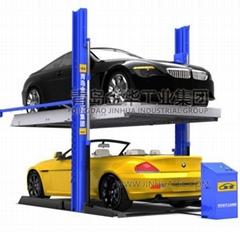 立體停車設備