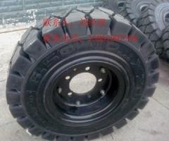 叉车轮胎6.50-10及轮胎轮辋