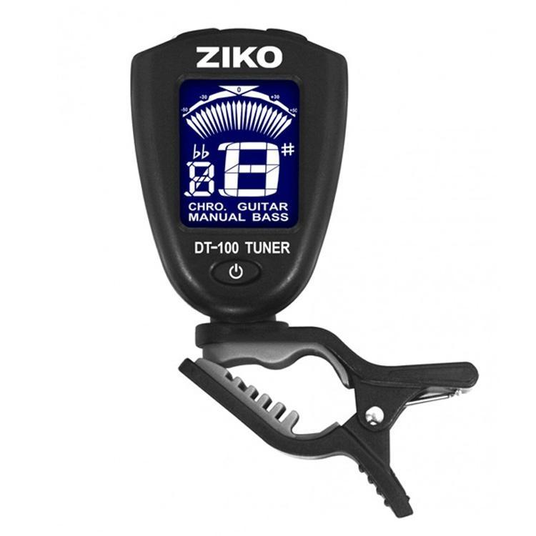香港正品ZIKO专利产品夹式校音器 1