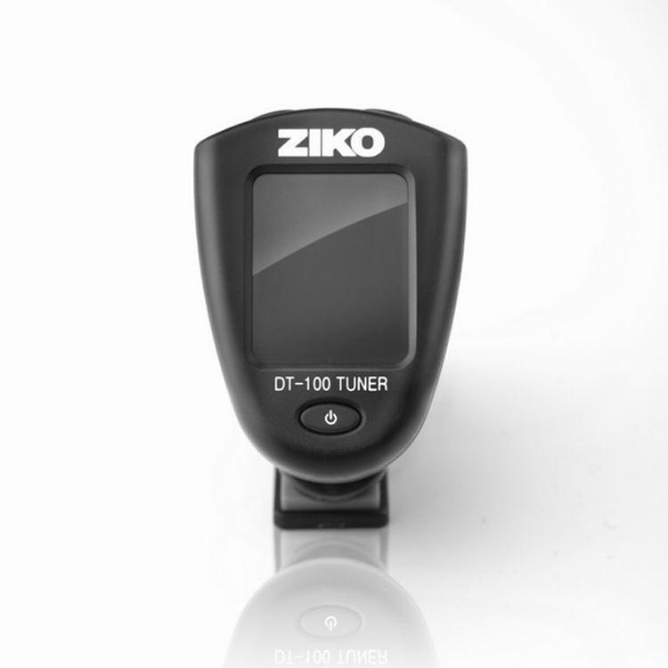 香港正品ZIKO专利产品夹式校音器 3