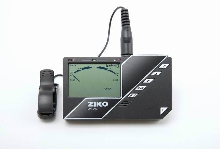 香港正品ZIKO三合一节拍校音器 1