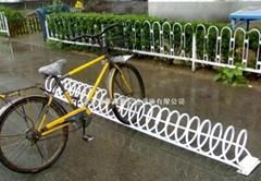 自行车摆放架