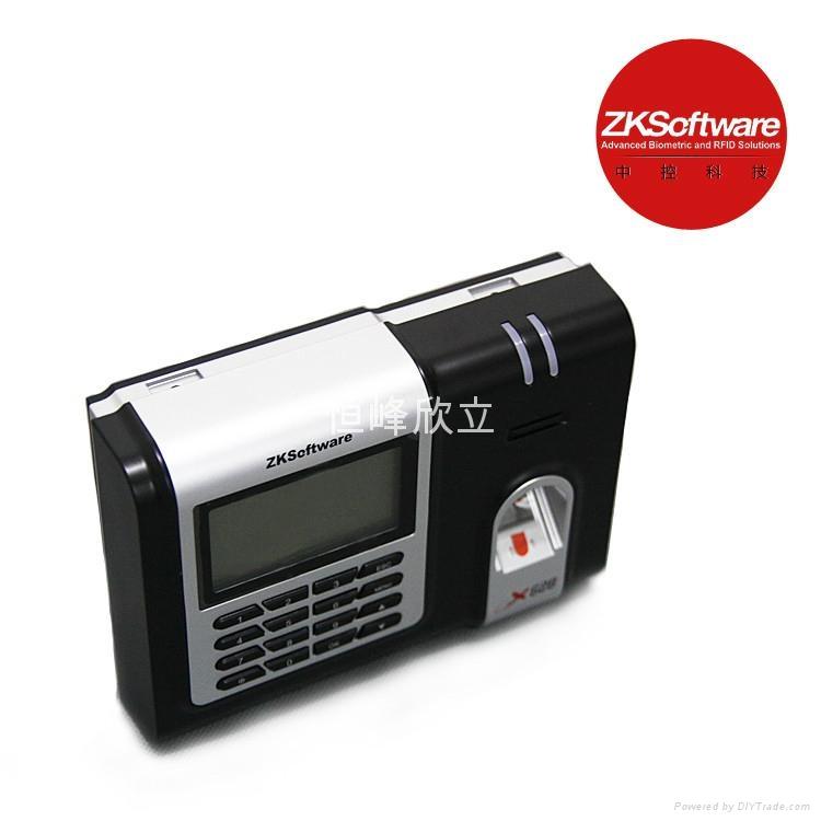 ZKsoftware X628 network edition of fingerprint attendance machine