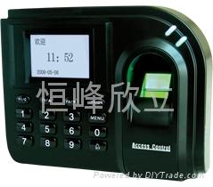ZKsoftware F1 network edition attendance fingerprint access control