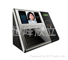 ZKsoftware IFACE301 card face recognition attendance access machine