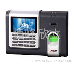 中控X638-ID网络版刷卡指