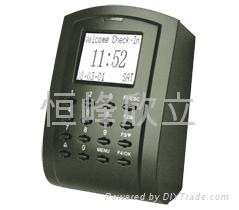 中控SC102网络版刷卡指纹考