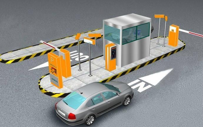 停车场管理系统 - 深华西图片